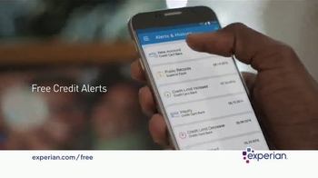Experian TV Spot, 'Sharing Free Access to Your Credit' - Thumbnail 5