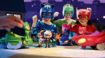 PJ Masks TV Spot, 'Into the Night to Save the Day'