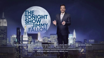 Race Through New York Sweepstakes TV Spot, 'Win a Trip' Feat. Jimmy Fallon - Thumbnail 4