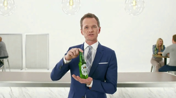 Heineken Light TV Spot, 'Hypnotize' Featuring Neil Patrick Harris - Thumbnail 3