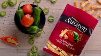 Sargento Snack Bites TV Spot, 'Big Flavor' - Thumbnail 5
