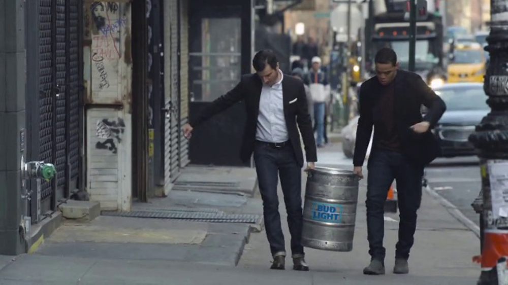 Bud light tv commercials ispot mozeypictures Images