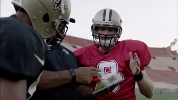 Microsoft Surface TV Spot, 'NFL Sidelines: Steelers vs. Chiefs' - Thumbnail 9