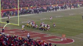 Microsoft Surface TV Spot, 'NFL Sidelines: Steelers vs. Chiefs' - Thumbnail 4