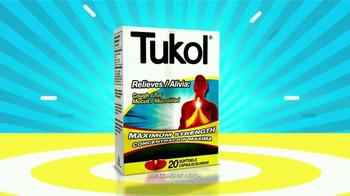 Tukol Maximum Strength TV Spot, 'Doble acción' [Spanish] - Thumbnail 2