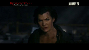 Resident Evil: The Final Chapter - Alternate Trailer 7