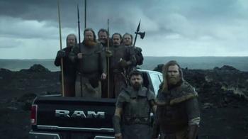 Ram Trucks TV Spot, 'Vikings: Suspension' [T1]
