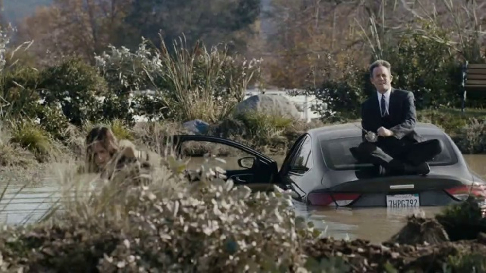 Allstate TV Commercial, 'Dashboard Mayhem' Featuring Dean Winters