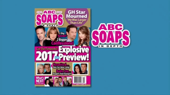 ABC Soaps In Depth TV Spot, 'General Hospital Preview' - Thumbnail 2