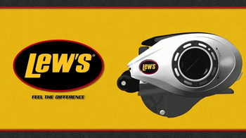 Lew's Custom Speed Spool TV Spot, 'Low Profile Design' - Thumbnail 1