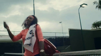 Gatorade Bars TV Spot, 'All of the Lights' Featuring Serena Williams - Thumbnail 3