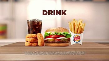 Burger King Whopper Jr. Meal Deal TV Spot, 'Going Crazy' - Thumbnail 2