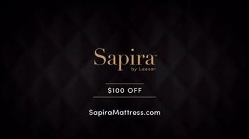 Leesa Sapira Mattress TV Spot, 'Centerpiece of Your Life' - Thumbnail 10