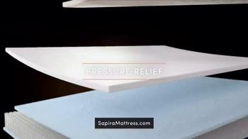Leesa Sapira Mattress TV Spot, 'Centerpiece of Your Life' - Thumbnail 6