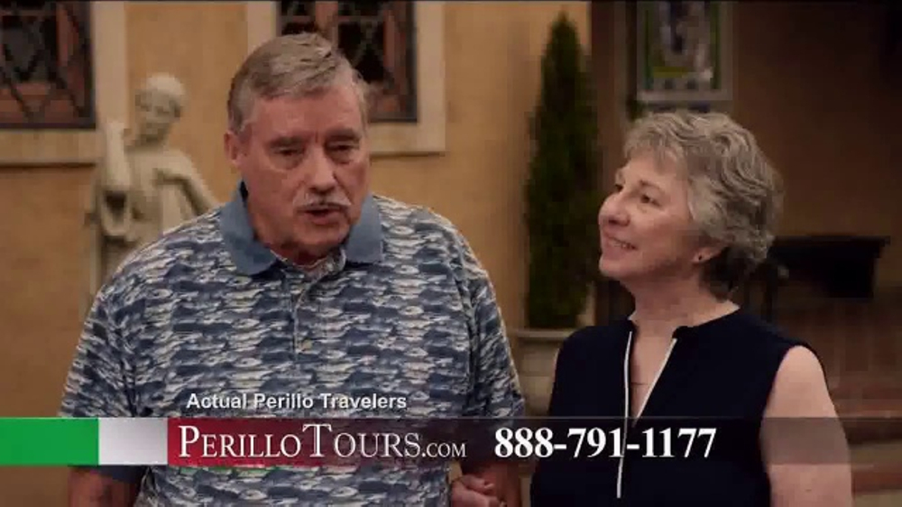 Perillo Tours TV Commercial, 'Villa'