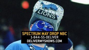 NBC Universal TV Spot, 'NBC: Spectrum May Drop Sunday Night Football' - Thumbnail 5