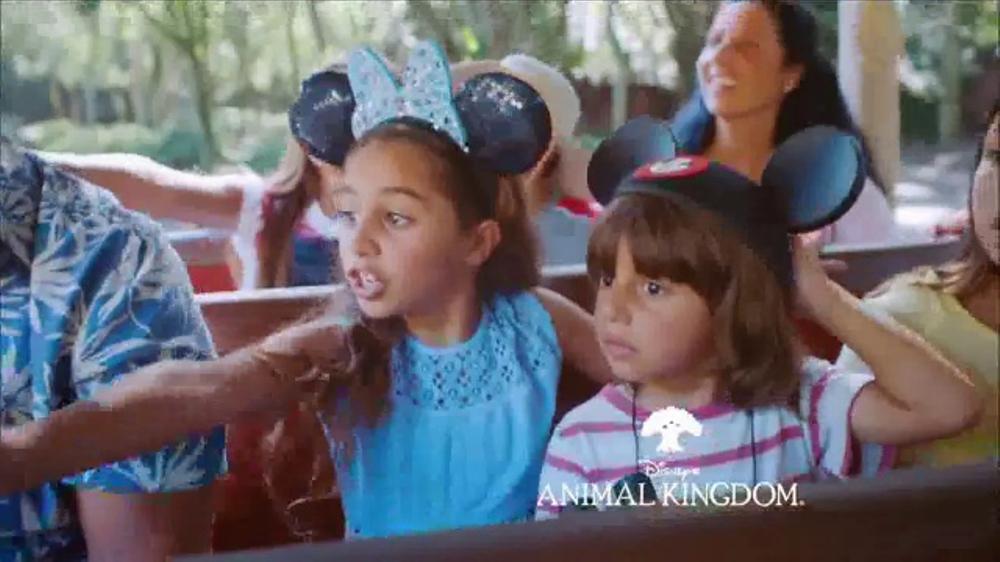 Walt Disney World TV Commercial, 'Four Park Magic Ticket' Song by Pilot