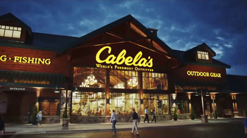 Cabela's After Christmas Clearance TV Spot, 'Boots, Coats & Base Layers' - Thumbnail 8