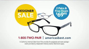 America's Best Designer Sale TV Spot, 'So Cute' - Thumbnail 7