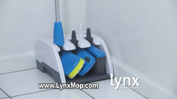 Lynx Mop Tv Commercial Docking Station Ispot Tv
