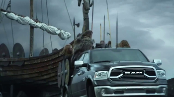 Ram Trucks TV Spot, 'Vikings: Wheels on the Truck' - Thumbnail 7