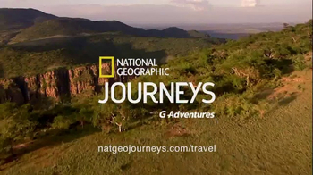 National Geographic Journeys With G Adventures TV Spot, 'Imagine' - Thumbnail 10