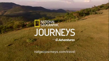 National Geographic Journeys With G Adventures TV Spot, 'Imagine' - Thumbnail 9