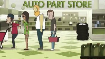 RockAuto TV Spot, 'On the Big Stage' - Thumbnail 1