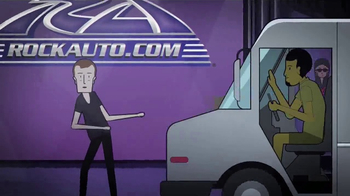RockAuto TV Spot, 'On the Big Stage' - Thumbnail 7