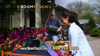Boom Touch TV Spot, 'Booming Sound' - Thumbnail 5