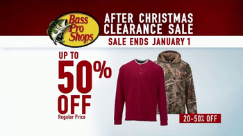 Bass Pro Shops After Christmas Clearance Sale TV Spot, 'Favorite Boats' - Thumbnail 6