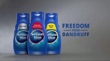 Selsun Blue TV Spot, 'Break Free' - Thumbnail 8
