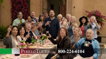 Perillo Tours TV Spot, 'Courtyard' - 51 commercial airings
