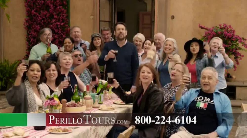 Perillo Tours TV Commercial, 'Courtyard'