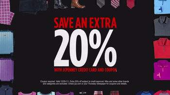 JCPenney After Christmas Sale TV Spot, 'Nike Apparel' - Thumbnail 3