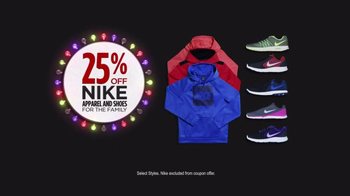 JCPenney After Christmas Sale TV Spot, 'Nike Apparel' - Thumbnail 4