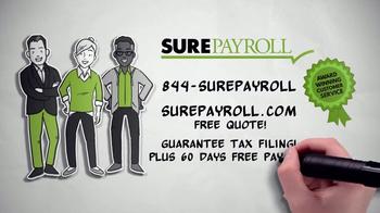SurePayroll TV Spot, 'Breeze' - Thumbnail 6