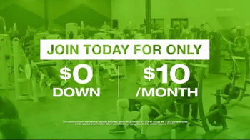 Youfit Health Clubs TV Spot, 'Ready to Step Up' - Thumbnail 4