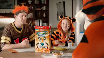 Cinnamon Frosted Flakes TV Spot, 'Victory' - Thumbnail 10