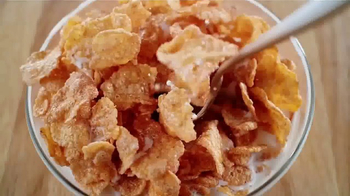 Cinnamon Frosted Flakes TV Spot, 'Victory' - Thumbnail 6
