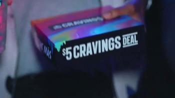Taco Bell $5 Cravings Deal TV Spot, 'Obtén todo lo que quieres' [Spanish] - Thumbnail 2