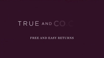 True&Co Second Skin TV Spot, 'Completely Invisible' - Thumbnail 10