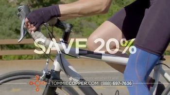 Tommie Copper TV Spot, 'Support & Comfort: Savings' Feat. Boomer Esiason - 30 commercial airings