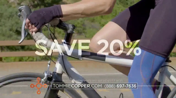 Tommie Copper TV Spot, 'Support & Comfort: Savings' Feat. Boomer Esiason - Thumbnail 5