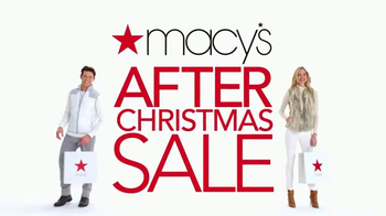Macy's After Christmas Sale TV Spot, 'Savings Pass & Free Shipping' - Thumbnail 7