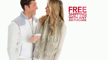 Macy's After Christmas Sale TV Spot, 'Savings Pass & Free Shipping' - Thumbnail 5