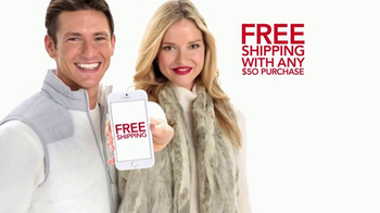 Macy's After Christmas Sale TV Spot, 'Savings Pass & Free Shipping' - Thumbnail 6
