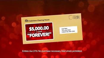 Publishers Clearing House TV Spot, 'Important Prize Alert!: February 2017' - Thumbnail 8
