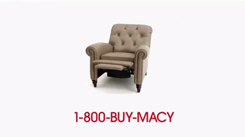 Macy's After Christmas Furniture Sale TV Spot, 'Sectionals, Beds and Sofas' - Thumbnail 9