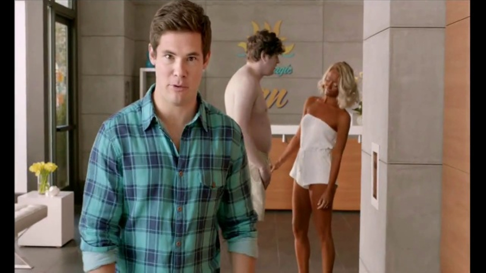 Allstate Tv Commercial 39 Tanning Salon 39 Featuring Adam